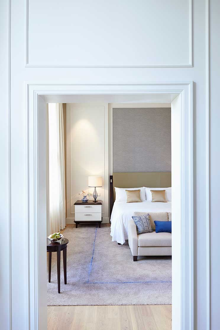 Entrada Junior Suite, Waldorf Astoria Amsterdam
