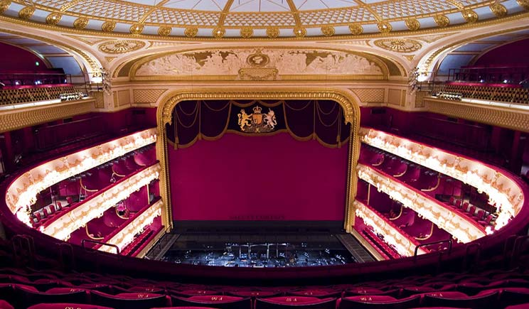 Teatros mais bonitos do mundo: Royal Opera House, Londres